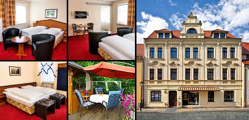 Pension Wehner - Bed & Breakfast